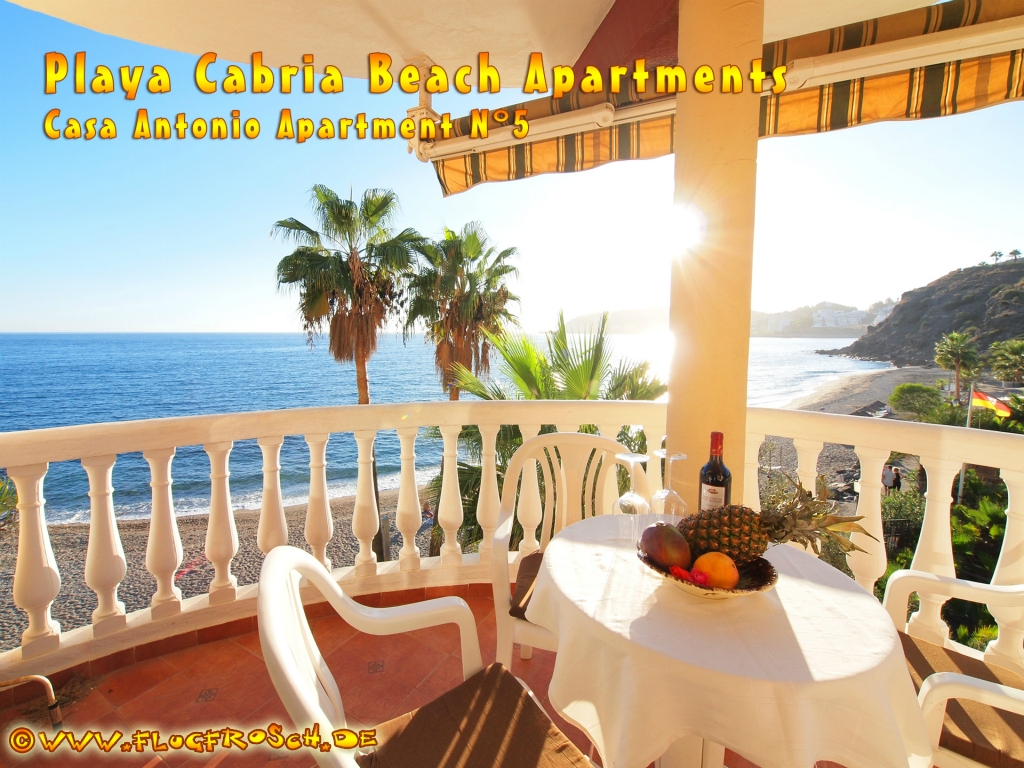 Playa Cabria Strand-Apartments