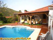 Holiday Villa Andalusia Finca La Ladera