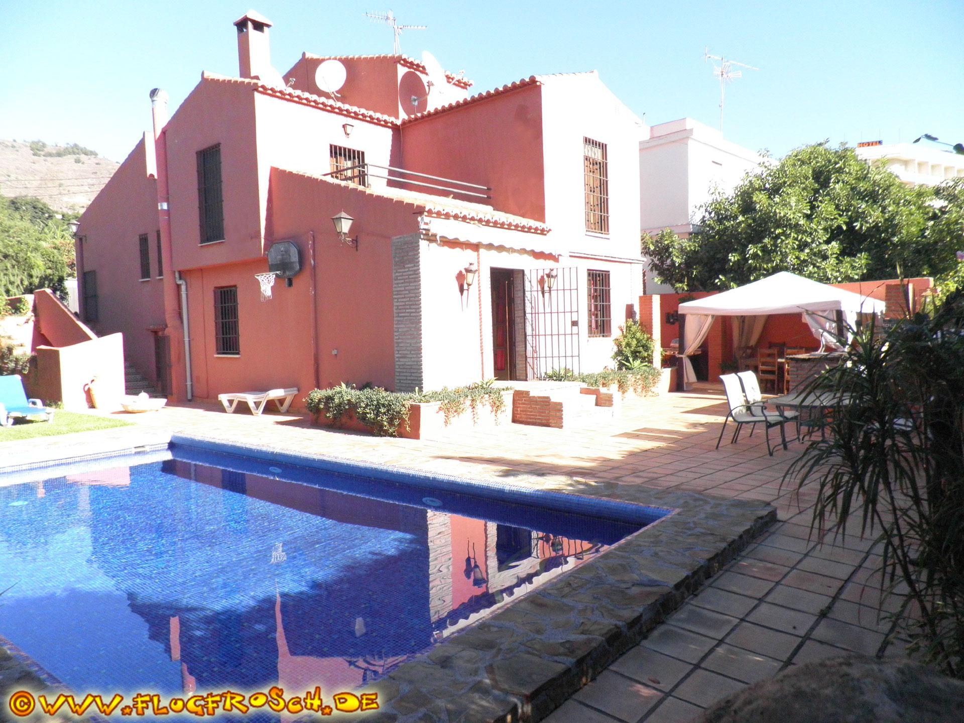 Ferien in Andalusien Villa Mogador